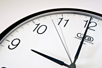 post 4 - clock
