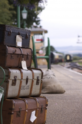 railway luggage