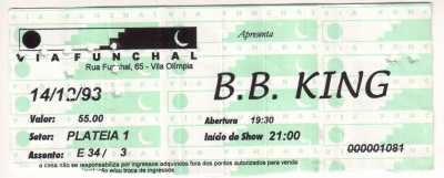 bb king 93