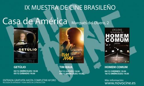 cine brasileiro 2015