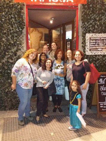 Encontro BLPM no Restaurante Tapioca