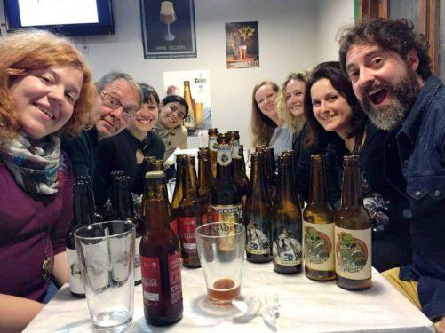 "Cata na ""La Buena Cerveza"""